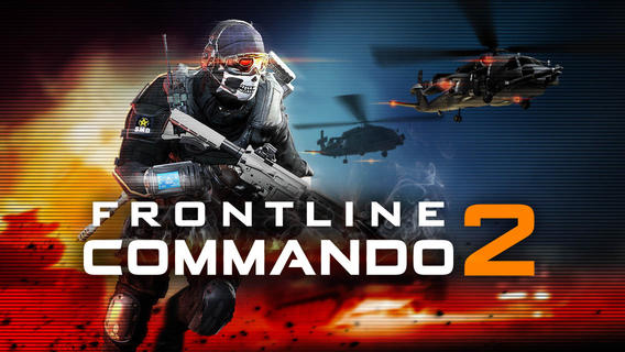 Commando 2 Wallpaper: Frontline Commando 2 Free Gold