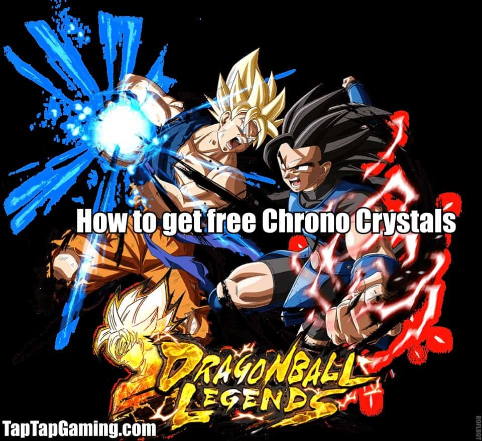 Dragon Ball Legends Chrono Crystals