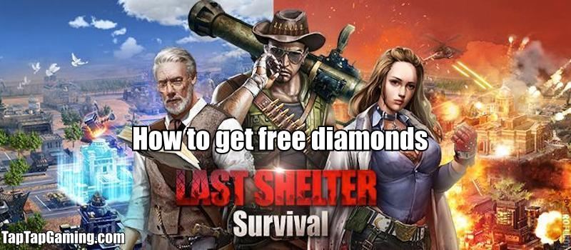 last shelter survival free diamonds
