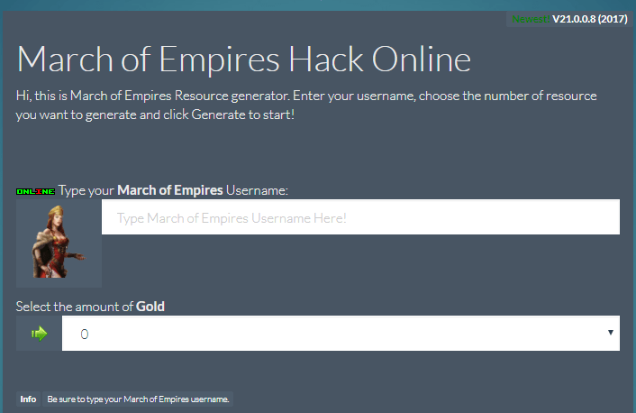march of empires cheats website