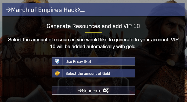 march of empires hack screenshot 2