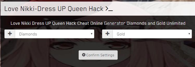 love nikki dress up queen hack 2018