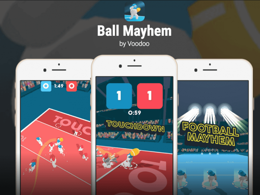 ball mayhem