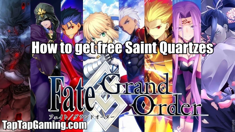 fate/grand order free saint quartzes
