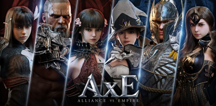 axe alliance vs empire