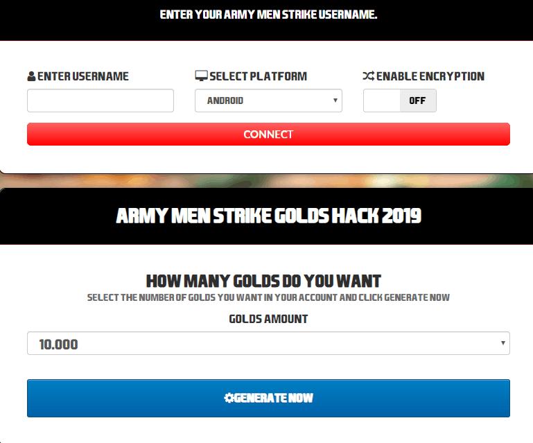 army men strike hack