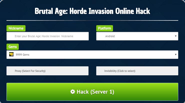 brutal age horde invasion cheats