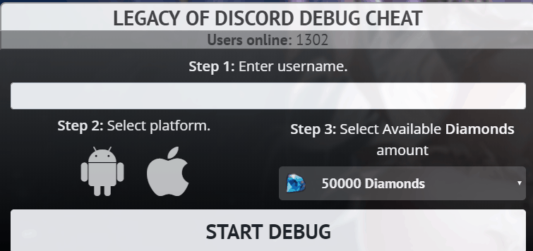 League of Discord Hack